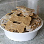 Buckwheat Tuna & Sweet Potato Dog Treats