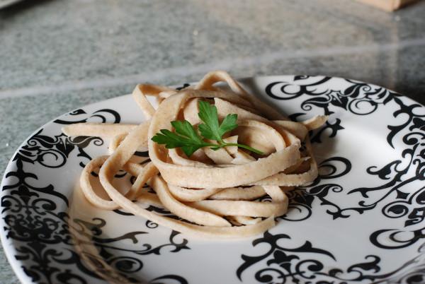 Farro spaghetti