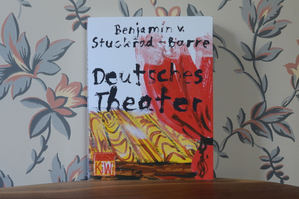 benjamin von stuckrad-barre deutsches theater