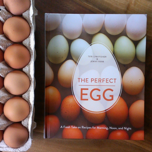 the perfect egg book review