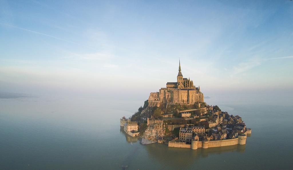 Must see list mont saint michel reverberations - Mont saint michel travaux ...
