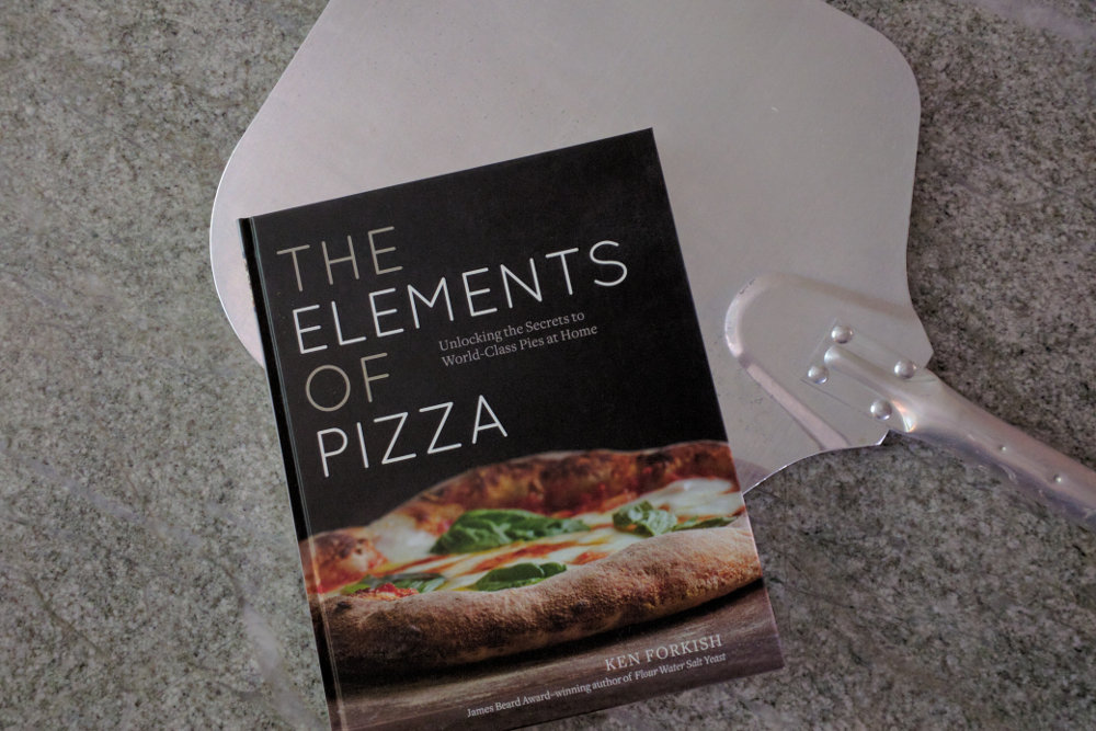 the elements of pizza book review