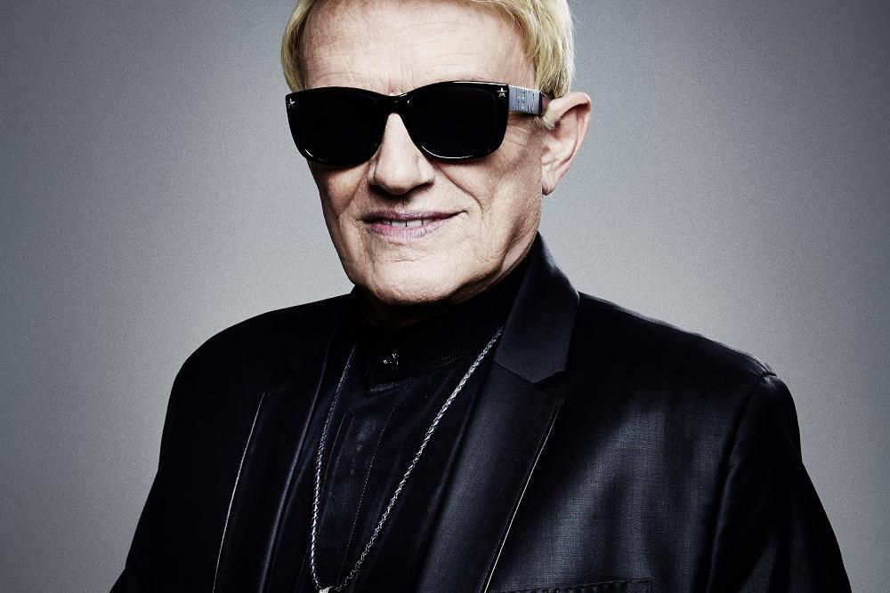 German Music Schlager Singer Heino Reverberations