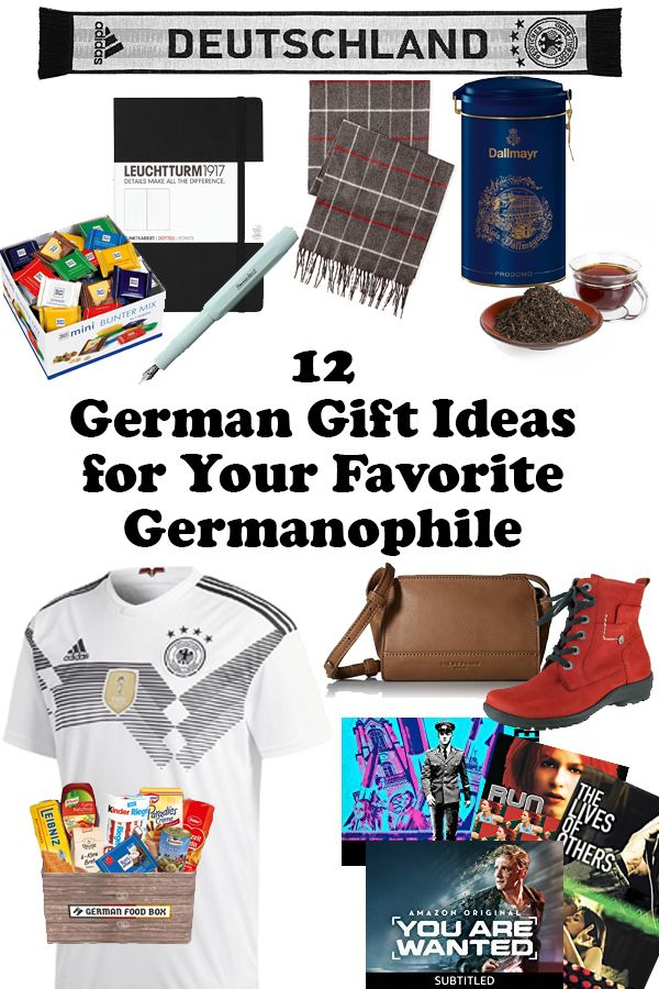 12 German Gift Ideas For Your Favorite Germanophile Reverberations