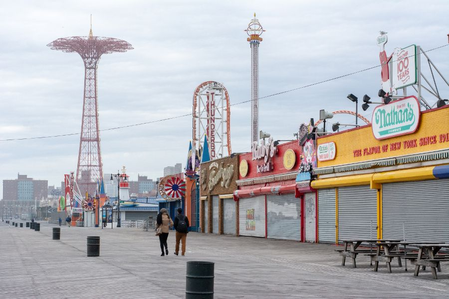 Coney Island Hours >> Fun Things To Do In Coney Island In Winter Reverberations