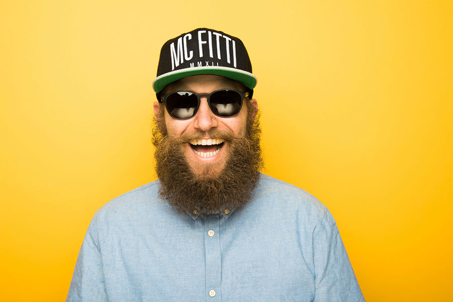 Learn German with the music of rapper MC Fitti!