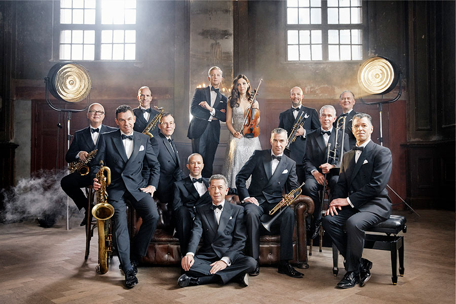 Learn German with the music of Max Raabe and Palast Orchester!