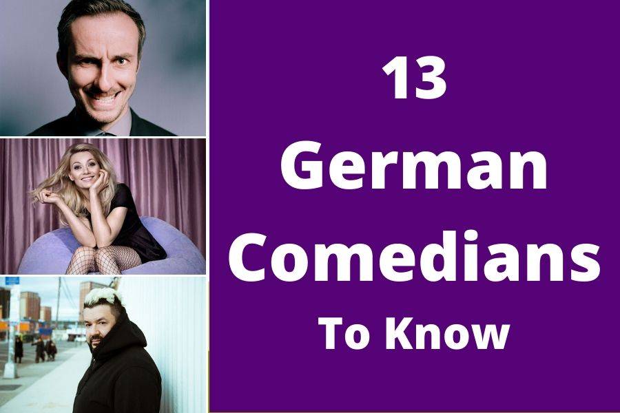 Practice your language skills with these 13 German comedians. From stand-up to satire and impressions, German humor is for everyone.